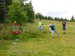 Disc Golf Turnier 2